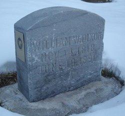 William Wilkinson Dixon