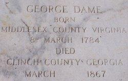 George Green Dame