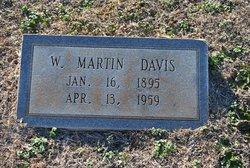 W. Martin Davis