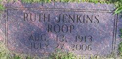 Ruth <i>Jenkins</i> Roop