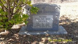 Beulah May <i>Erwin</i> Arnold