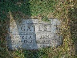 Anna E Gates