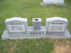 Ardita Evelyn <i>Gilliland</i> Adams