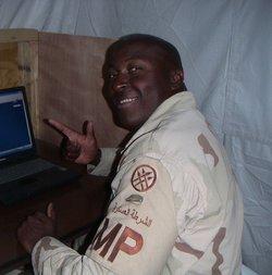 Sgt Dondeagio Don Bennett