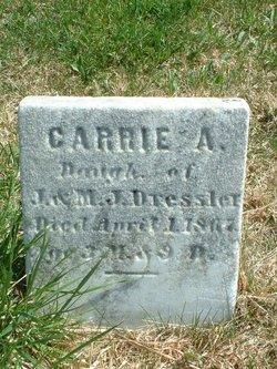 Carrie Dressler