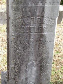 Mary Elizabeth <i>Butler</i> Harrell