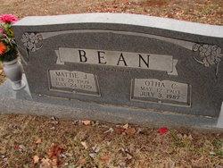 Otha C Bean