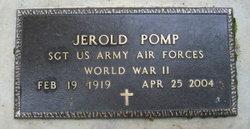 Jerold Jerry Pomp