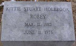 Kittie <i>Stuart</i> Holbrook Robey