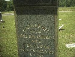 Catherine <i>McKee</i> Ashcraft