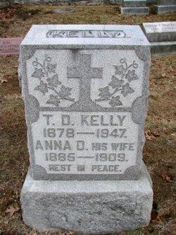 Anna D. <i>Hamilton</i> Kelly