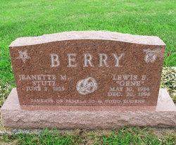 Lewis E. Gene Berry, Jr