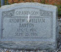 Andrew William Barton