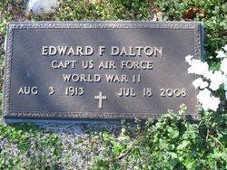 Edward F Dalton