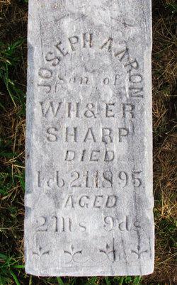 Joseph Aaron Sharp