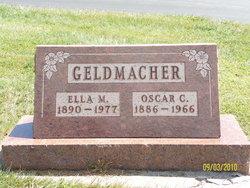 Ella Mae <i>Sack</i> Geldmacher