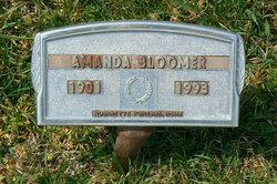 Amanda <i>Tyler</i> Bloomer