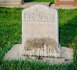 Donald Alfred Bowen