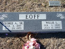 George Arnold Eoff