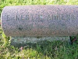 Ernest H. Ahrens