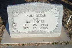 James Oscar Sam Ballinger