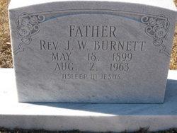 Rev J W Burnett