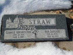 Rea <i>Sumsion</i> Straw