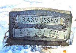 Fred William Rasmussen