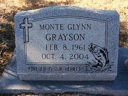 Monte Glynn Grayson