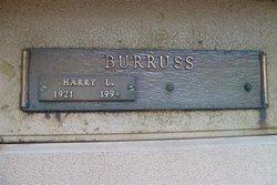 Harry Lee Burruss