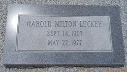 Harold M Luckey