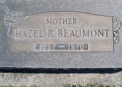 Hazel Reba <i>Whitesel</i> Beaumont