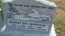 Herbert D. Don Crownover