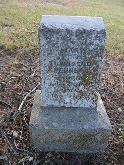 Mary A. <i>Runnels</i> Bennett