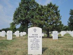 Col Peter Barretta, Jr