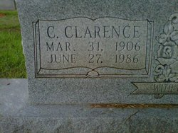 Claudie Clarence Sheriff Patterson