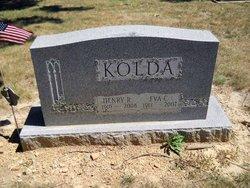 Eva F. <i>Frank</i> Kolda