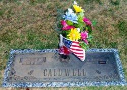 Thelma <i>Weaver</i> Caldwell