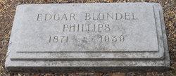 Edgar Blondel Phillips