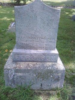 Nancy Jane <i>Lovell</i> Ferguson