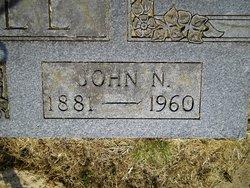John Norman Ball