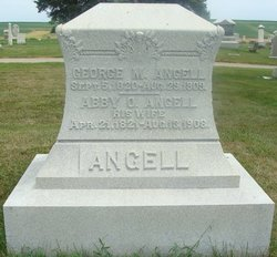 Abby Owen <i>Evans</i> Angell