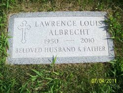 Lawrence Louis Albrecht