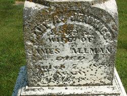 Mary A <i>Jennings</i> Allman