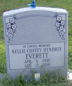 Nellie <i>Coffey Hendrix</i> Everett