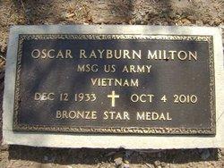 Oscar R. Milton