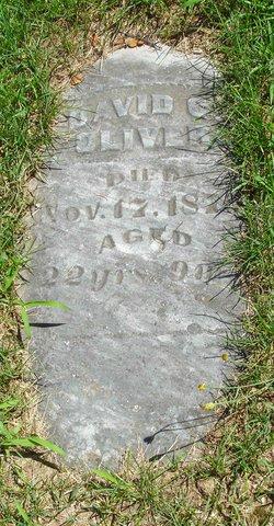 David C Oliver