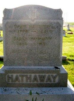 David Hathaway, Sr