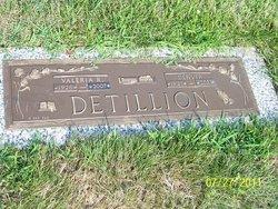 Valeria Ruth Brickley <i>Brickley</i> Detillion