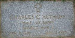 Charles Clair Althoff